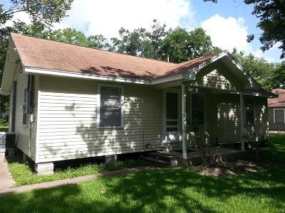 Pearland Rental For Rent: 2110 N Galveston Avenue