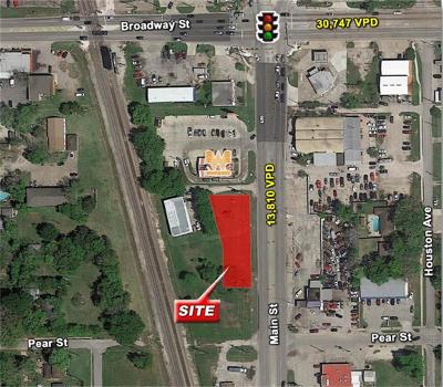 Pearland Residential Lots & Land For Sale: 2422/2436 S Main Street