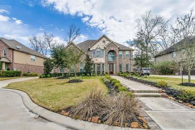 Missouri City Single Family Home For Sale: 5506 Pecan Hollow Drive