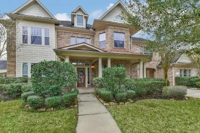 Humble Single Family Home For Sale: 8514 Graceful Bend Lane