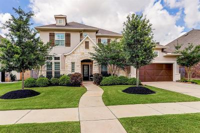 Katy Single Family Home For Sale: 28627 Rolling Ridge Drive