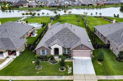 Tomball Single Family Home For Sale: 22906 Banff Brook Way