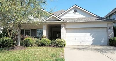 Seabrook Single Family Home For Sale: 1515 Crescent Shores Lane