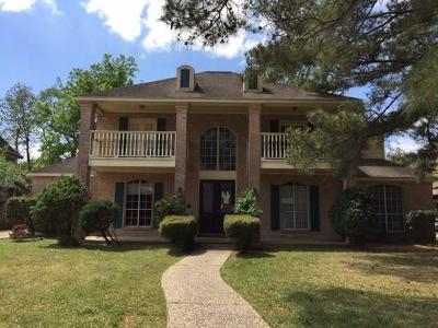 Single Family Home For Sale: 15307 T C Jester Boulevard