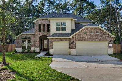 Montgomery County Single Family Home For Sale: 43 Fairhope Lane