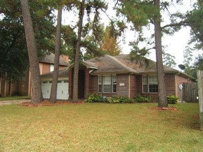 Spring Single Family Home For Sale: 3110 Pine Dust Ln
