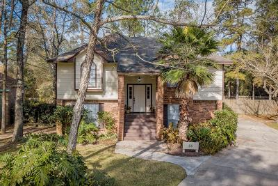 Spring Single Family Home For Sale: 55 Hickory Oak Drive