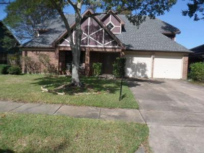 Pearland Single Family Home For Sale: 4103 Bentley Drive