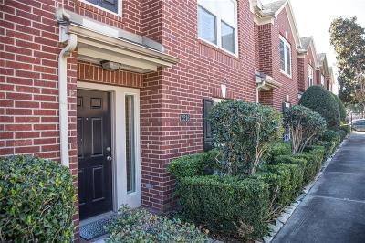 Houston Condo/Townhouse For Sale: 2216 Ann St Street