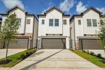 Houston TX Single Family Home For Sale: $369,900