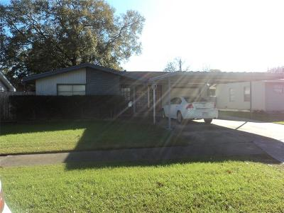Pasadena Single Family Home For Sale: 3302 Longwood Drive