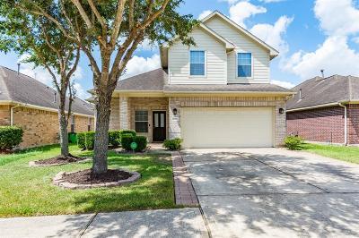 Fresno TX Single Family Home For Sale: $216,000