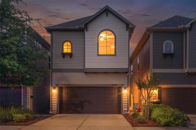 Houston Single Family Home For Sale: 5936 Kiam Street