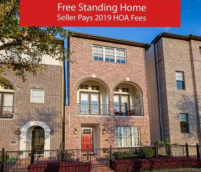 Museum District, Medical Center Single Family Home For Sale: 9451 Fannin Street