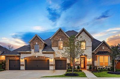 Richmond Single Family Home For Sale: 17415 Straloch Ln Lane