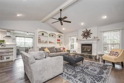 Houston Single Family Home For Sale: 562 Winter Oaks Drive