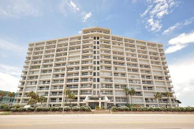 Galveston Mid/High-Rise For Sale: 7700 Seawall Boulevard #901