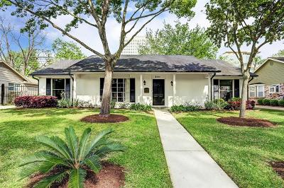 Houston Single Family Home For Sale: 2111 Blue Willow Drive