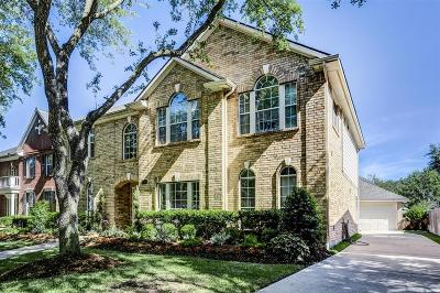 Sugar Land Single Family Home For Sale: 1315 Red Oak Court