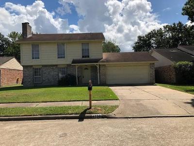 Houston TX Single Family Home For Sale: $172,000