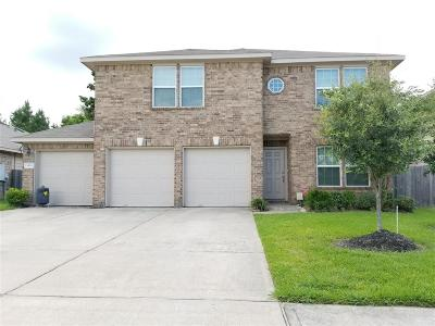 Baytown Single Family Home For Sale: 3414 Hunters Canyon