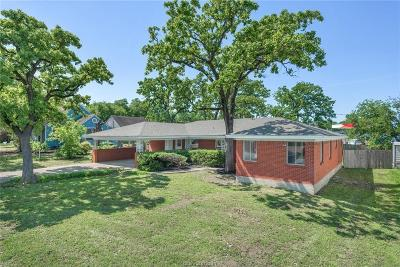 Madison County, Brazos County Single Family Home For Sale: 3202 Crane Avenue
