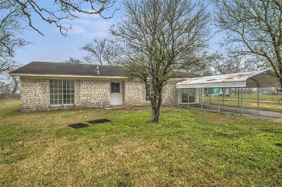 Wharton County Farm & Ranch For Sale: 3630 W Fm 1161 Road