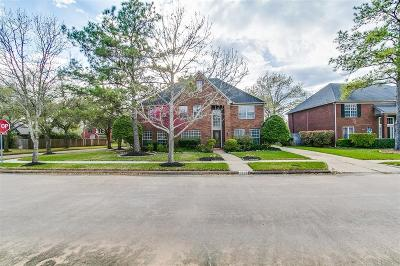 Sugar Land Single Family Home For Sale: 3222 Lakefield Boulevard