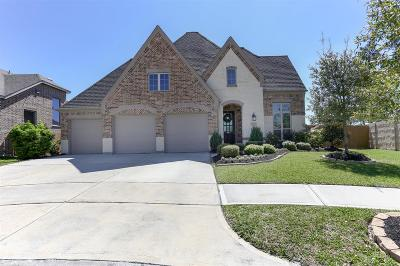 Spring Single Family Home For Sale: 2823 Garrison Trail Lane