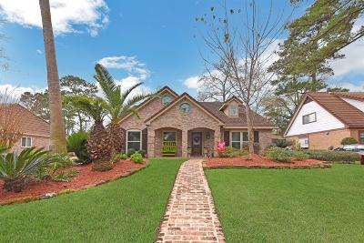 Kingwood TX Single Family Home For Sale: $233,000