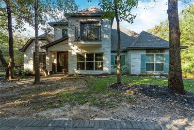 Montgomery Single Family Home For Sale: 8931 Grand Lake Estates Drive
