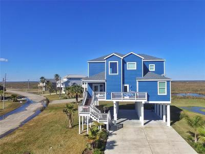 Galveston TX Single Family Home For Sale: $529,000