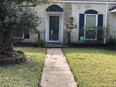 Houston Single Family Home For Sale: 21402 Silver Birch Drive