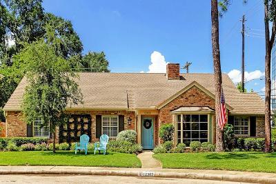 Houston Single Family Home For Sale: 12302 Pinerock Lane