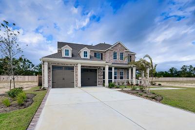 Conroe Single Family Home For Sale: 2009 Bluestem Drive