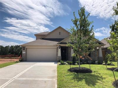 Conroe TX Single Family Home For Sale: $275,240