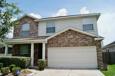 League City Single Family Home For Sale: 6837 Ridgewood Lane