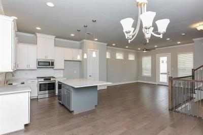Houston Single Family Home For Sale: 418 W 28th Street #C