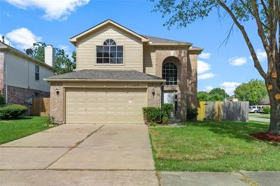 Single Family Home For Sale: 6355 Foxhunter Road