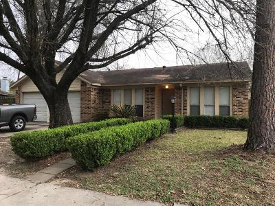 Houston Single Family Home For Sale: 13918 Peatwood Road