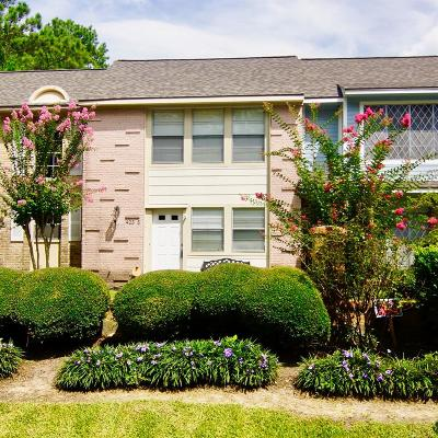 Galveston County Rental For Rent: 425 Sunset Drive #5