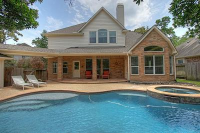 The Woodlands Single Family Home For Sale: 70 N Dulcet Hollow Circle