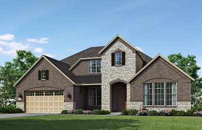 Cypress TX Single Family Home For Sale: $543,395