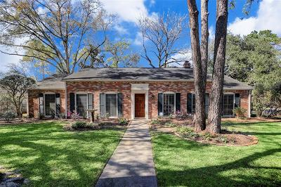 Houston Single Family Home For Sale: 13130 Rummel Creek Road