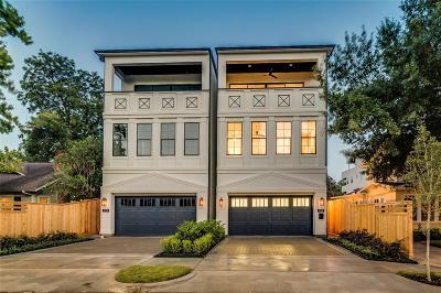 Houston Single Family Home For Sale: 1731 Maryland Street