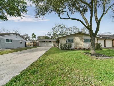 Houston Single Family Home For Sale: 2215 Haverhill Drive