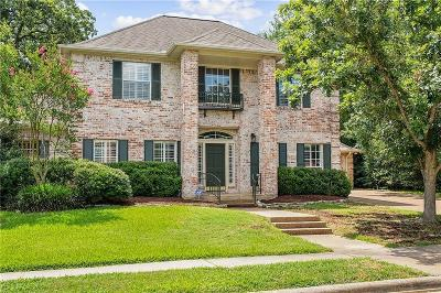 College Station Single Family Home For Sale: 9218 Brookwater Circle