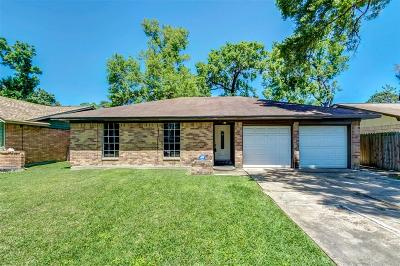 Channelview Single Family Home For Sale: 14939 Belvoir Street