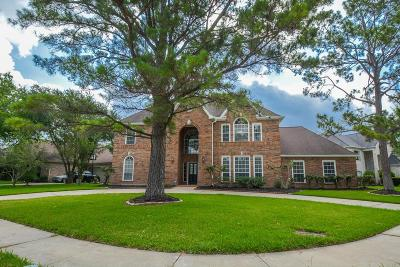 Katy Single Family Home For Sale: 3023 Hollinwell Drive