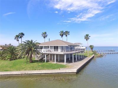 Galveston Single Family Home For Sale: 3701 5th Street
